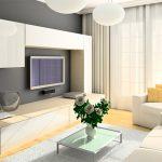 Интерьер уютной гостиной