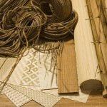 Як клеїти бамбукові шпалери?