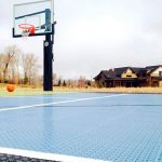 Как построить баскетбольную площадку