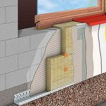 Утепление фасада: традиционный и альтернативный способы