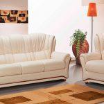 Преимущества и недостатки кожаной мебели