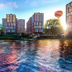 """Количество свободных квартир в ЖК """"Ривер Сити"""" становится меньше и меньше"""