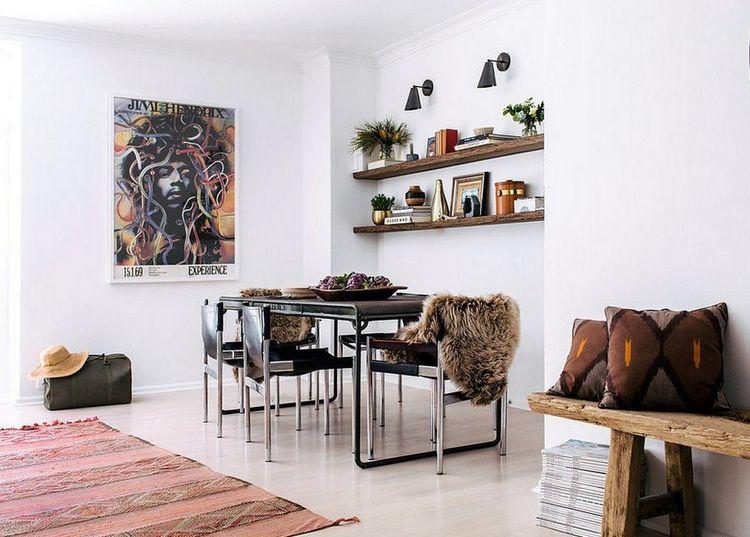Цікаві ідеї дизайну в трикімнатній квартирі