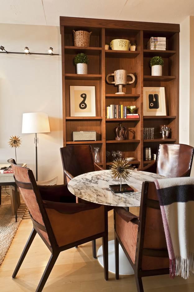 Современный интерьер квартиры в органичном стиле