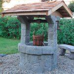 Как обустроить шахтный колодец: бетон или дерево