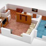 Для чего нужна свободная планировка в новой квартире