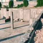 Будівництво та облаштування стрічкового фундамента